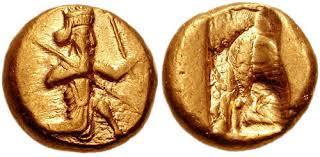 اولین سکه ایرانی