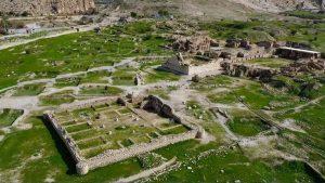 آثار تاریخی شهرستان کازرون