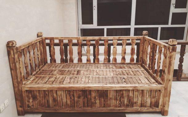 وسایل چوبی