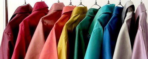 چه رنگ لباسی مناسب شما است؟